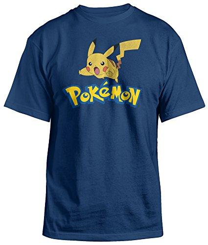 Pokemon - Pokemon Logo T-Shirt Size M