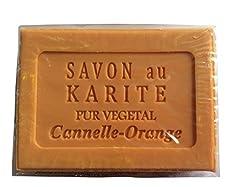 3.5 oz. Orange Cinnamon French Soap