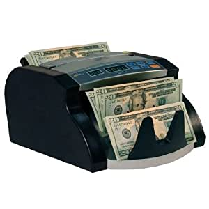 Royal Sovereign Bill Counter with Ultraviolet Counterfeit Detector (RBC-1100)
