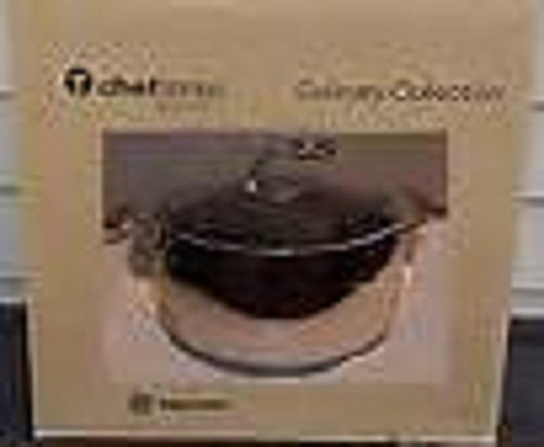 Tupperware Chef Series 8 Qt Stockpot Pan Stainless NEW (Tupperware Pots And Pans compare prices)