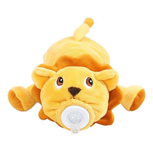 Bottle Pets Baby Bottle Cover Leo the Lion - 1