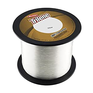 Berkley Trilene Fluorocarbon Professional Grade Line, Clear, 2000 Yards, 20 lb... by Berkley