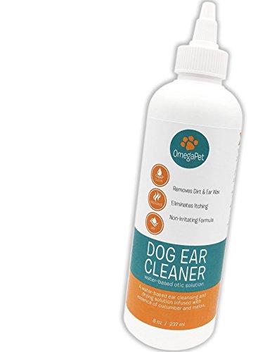 omegapet hund ohrreiniger 100 wirkung in 2 3 tagen bei juckreiz geruch ausfluss hunde und. Black Bedroom Furniture Sets. Home Design Ideas