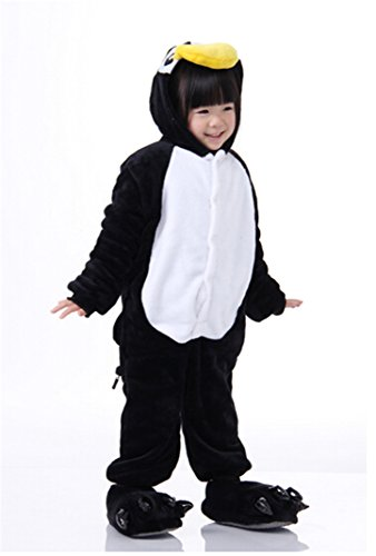 Tragarse Kigurumi Kid's Pajamas Anime Cosplay Halloween Costume LT