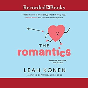 The Romantics Audiobook