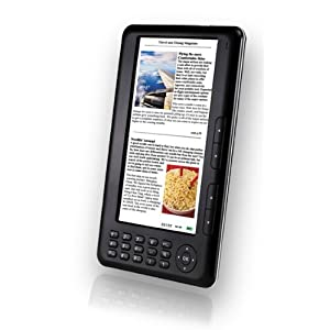 SKYTEX Primer 7 Color E-reader and Media Player