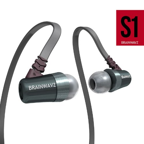 Brainwavz S1 In Ear Headphones
