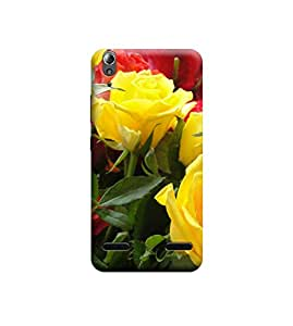 TransMute Premium Printed Back Case Cover With Full protection For Lenovo A6000 (Designer Case)