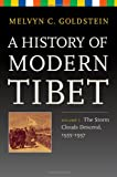 A History of Modern Tibet V 3 - The Storm Clouds Descend, 1955-1957