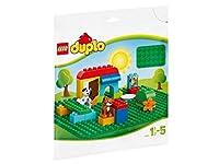 LEGO DUPLO 2304 -  Bauplatte, grün