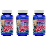 MaritzMayer Raspberry Ketone Lean Advanced Weight Loss Supplement 60 Count 3-Pack