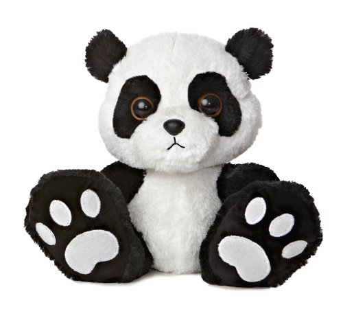 Aurora-World-Taddle-Toes-Domino-Panda-Bear-Plush-10-Tall
