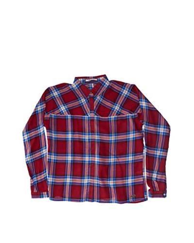 Pepe Jeans London Camisa Casual Manki Rojo