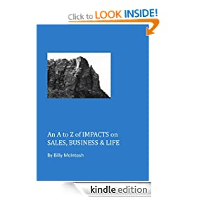 An A to Z of Impacts on Sales, Business & Life
