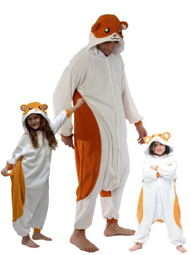 6c4d28011c39 Hamster Kigurumi (All Ages Costume) - Import It All