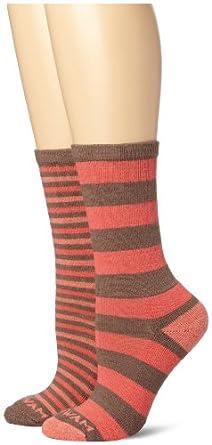 Buy Wigwam Ladies Lexi Merino Casual Crew Sock 2-Pack by Wigwam