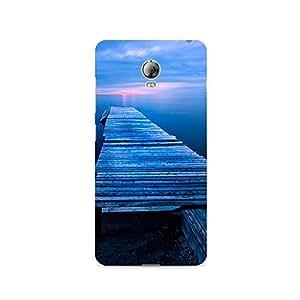 TAZindia Designer Printed Hard Back Case Mobile Cover For Lenovo Vibe P1
