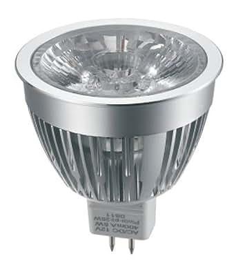 new technology led light bulb high performance gu5 3 base warm white 5 watt 35w halogen. Black Bedroom Furniture Sets. Home Design Ideas