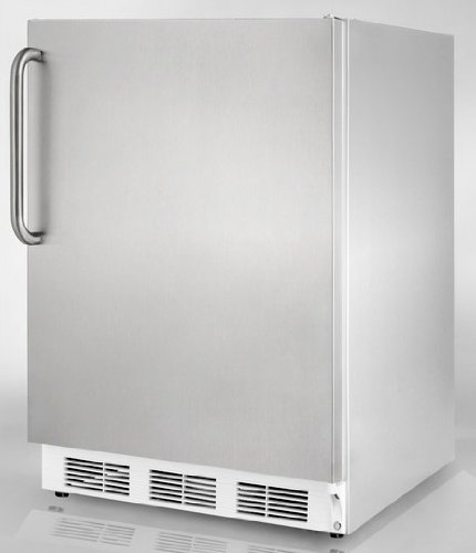 Stainless Steel Built In Refrigerator