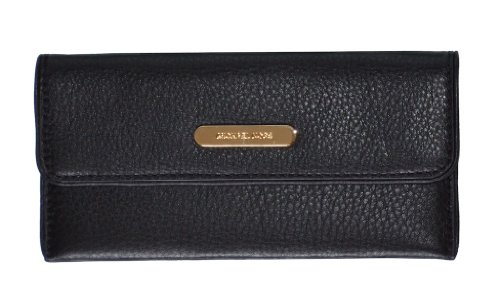 Michael Kors Leather Austin Flap Continental Wallet