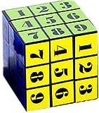 【 イタズラ に 最適 : ビリビリ キューブ 電気ショック 】 キューブを回すと電気が流れます どっきり ビックリ ジョーク グッズ 雑貨 景品 パーティ イベント 盛り上がる