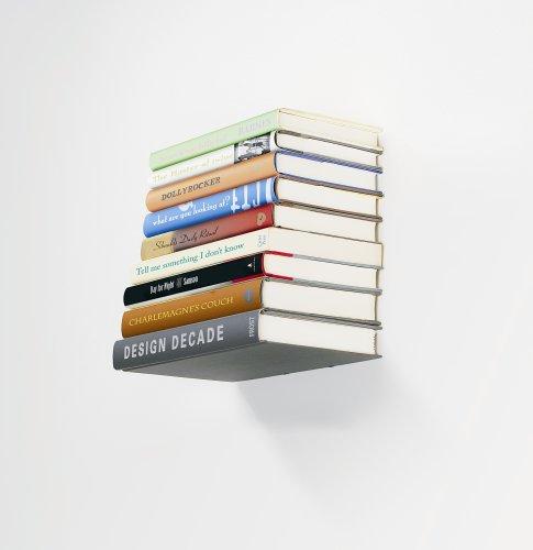 Unsichtbares Bücherregal 2 individuelles Geschenk