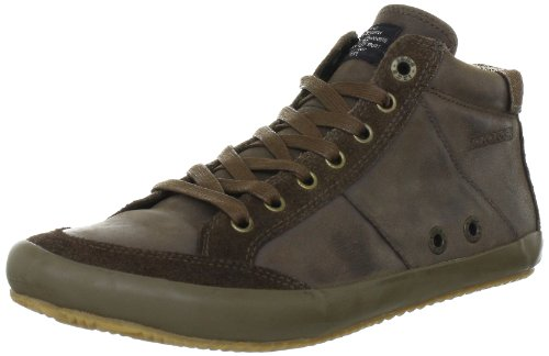 IKKS Percy Bootie Tasman/Suede Trainers Mens Brown Braun (T-Moro/T-Moro) Size: 10 (44 EU)