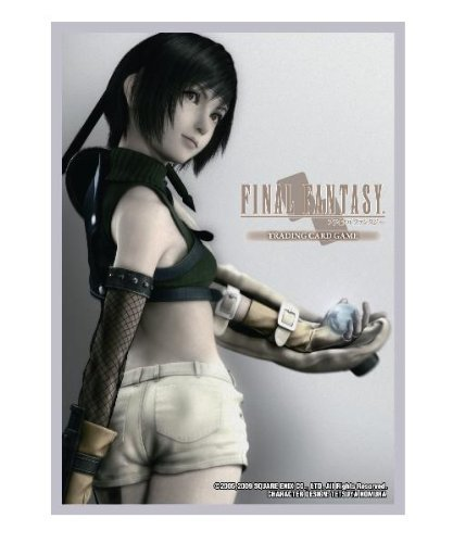 FINAL FANTASY VII ADVENT CHILDREN card sleeve Yuffie (japan import) by SQUARE ENIX