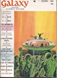 img - for GALAXY Science Fiction: October, Oct. 1968 (