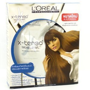 L'oreal X-tenso Straightener Cream /Straightening hair For : Natural Hair
