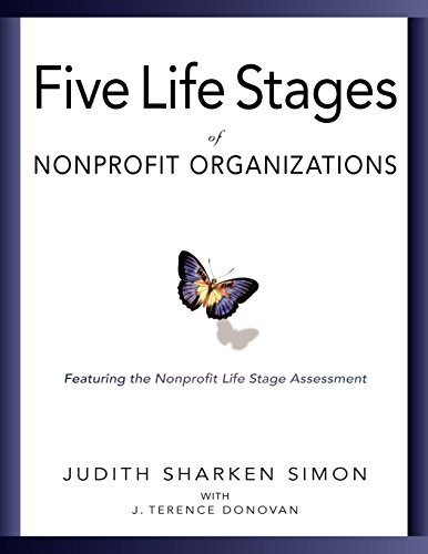 The Five Life Stages of Nonprofit Organizations: Where...