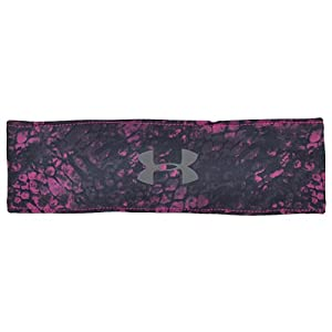 Under Armour UA Hot Shot - Damen Stirnband für Sport - Schwarz