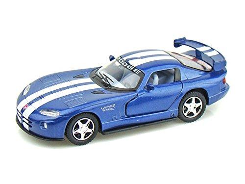 Dodge Viper Gtsr 1/36 Blue