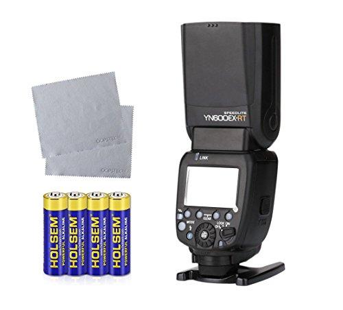 Yongnuo-flash-YN600ex-rt-600ex-rt-yongnuo-600-24G-Wireless-HSS-18000s-Master-Flash-Speedlite-for-cannon-camera-canon-camera