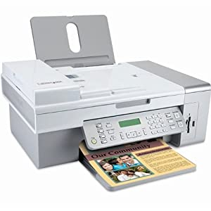 Lexmark 2600 Series Printer Driver Windows 7