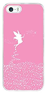 iPhone 5s Back Cover ,Premium Quality Designer Printed 2D Transparent Lightweight Slim Matte Finish Hard Case Back Cover for Apple iPhone 5s by Tamah
