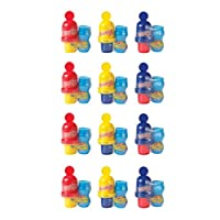Little Kids Fubbles No-Spill Bubble Tumbler Minis Party Pack, 12-Pack from Little Kids