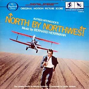 North By Northwest Original Motion Picture Score