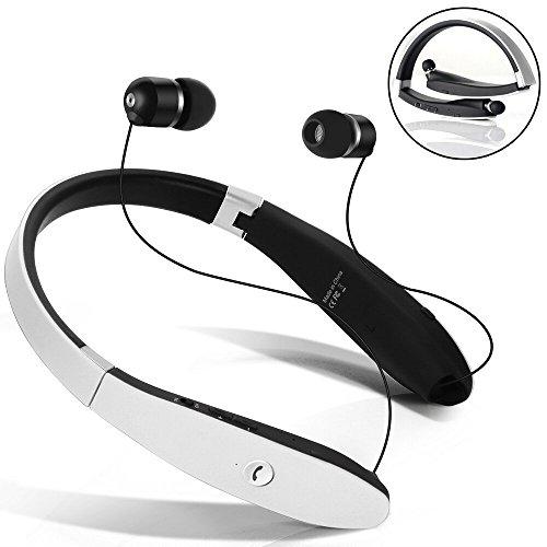 Top 5 Best Wireless Neckband Headphones For Sale 2016 : Product : BOOMSbeat