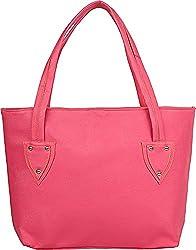 Gracetop Women's Handbag (Pink, Crgo-Pink)
