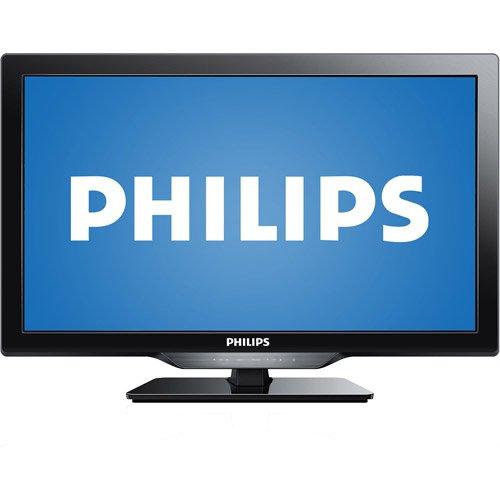 "Philips 24Pfl4508/F7 24"" 720P 60Hz Class Led Hdtv"