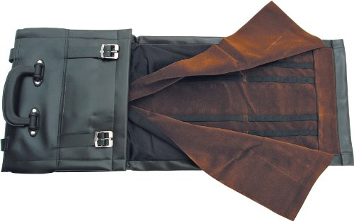 Knife Roll Leather