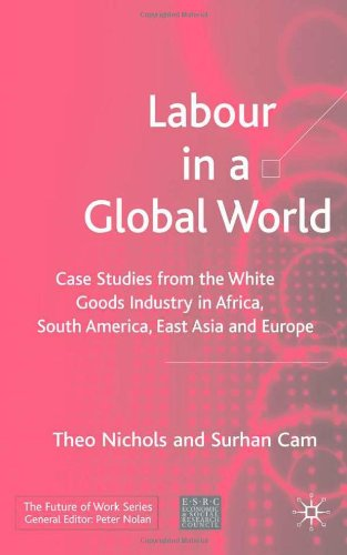 Labour In A Global World: Case Studies From The White Goods Industry In Africa, South America, East Asia And Europe (Future Of Work)