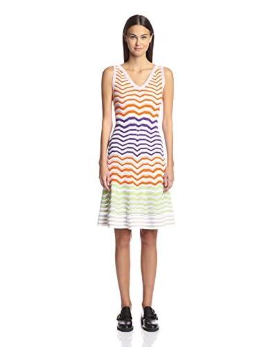 M Missoni Women's Chevron Stripe Dress