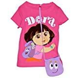 Dora The Explorer: Dora Tee with Purse - Toddler