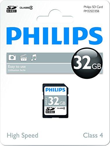 Philips FM32SD35B/10 Carte mémoire SDHC