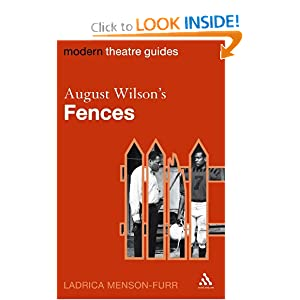 Amazon.com: Fences (9780452264014): August Wilson, Lloyd Richards
