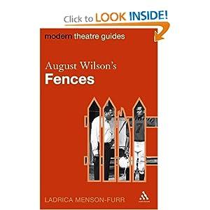 Amazon.com: Fences (9780452264014): August Wilson, Lloyd Richards