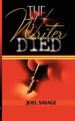 Book: The Writer Died by Joel Savage