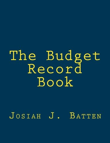 The Budget Record Book